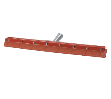 "Flo-Pac® Floor Squeegee Head (only), 18"" long"