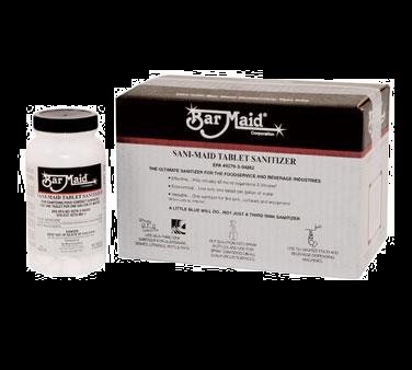 Bar Maid® Sanitizer, quaternary tablets