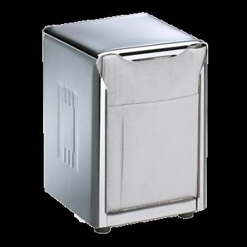 "Tabletop Napkin Dispenser, 3-3/4""L x 4""W x 5-1/2""H"